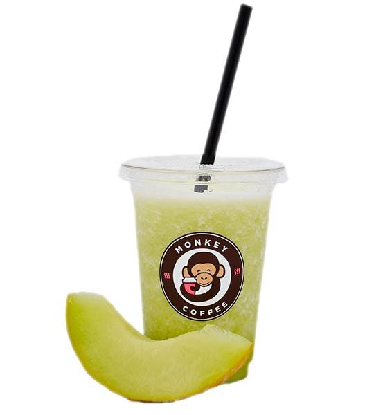 iced-drink-meloen-geel